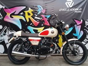 Gilera Vc 200 Super Sport Cafe 0km 2018 Hasta 19/2
