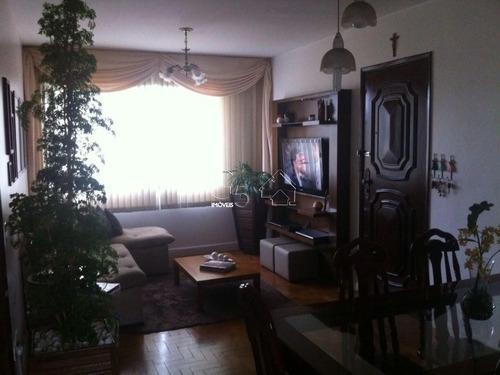 Imagem 1 de 9 de Apartamento Com 3 Dormitórios, Sendo Um Suíte Cozinha Planejada Sala Dormitórios Com Armários 2 Vagas Condomínio Com Portaria 24hrs - Ap00576 - 69030457