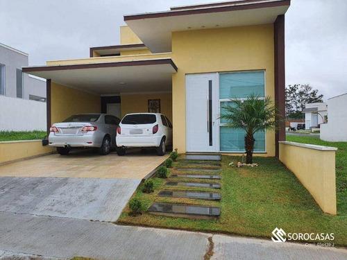 Imagem 1 de 27 de Casa À Venda, 147 M² Por R$ 575.000,00 - Condomínio Reserva Ipanema - Sorocaba/sp - Ca1904