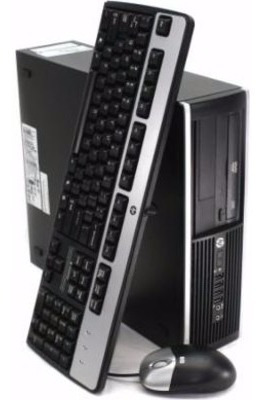Hp Elite 8200, Core I7 3,4 Ghz 4gb 500gb