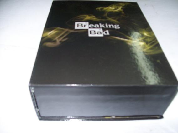 Dvd Breaking Bad - Série Completa (21 Discos)
