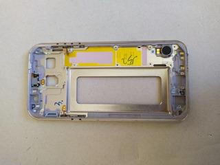 Carcaça Samsung Dourada A7 2017 - A720
