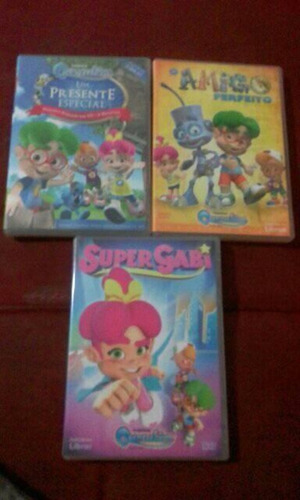 Turminha Querubim (3 Dvds)