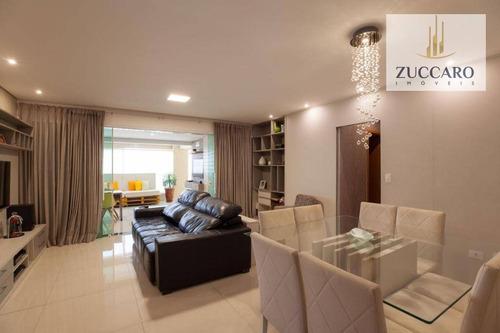 Apartamento À Venda, 165 M² Por R$ 1.120.000,00 - Jardim Barbosa - Guarulhos/sp - Ap11291