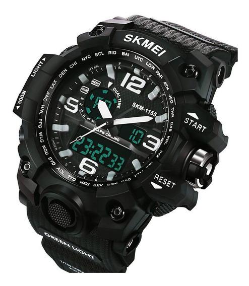 Relógio De Pulso Esportivo Skmei Modelo 1155b