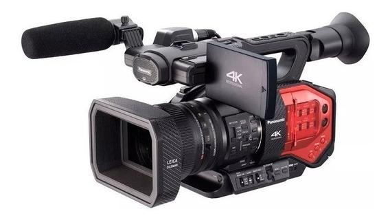 Filmadora Panasonic Ag Dvx200 4k Sensor 4/3 Leica Zoom 13x