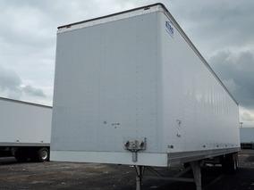 Remolques Caja Seca 48 Pies 2 Ejes Para Postes Logisticos