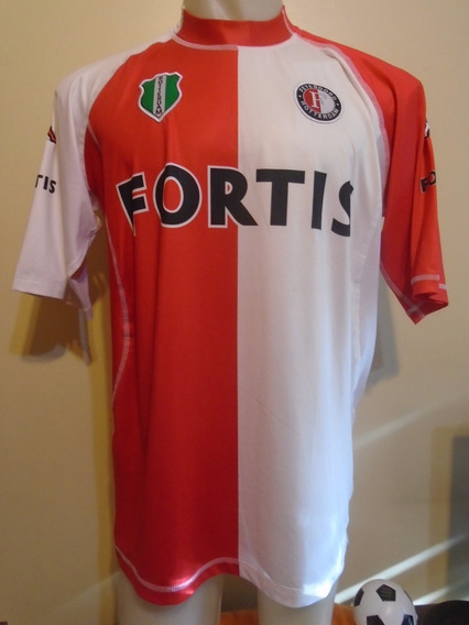 Camiseta Feyenoord Holanda Kappa 2004 2005 Kuyt #7 Selección