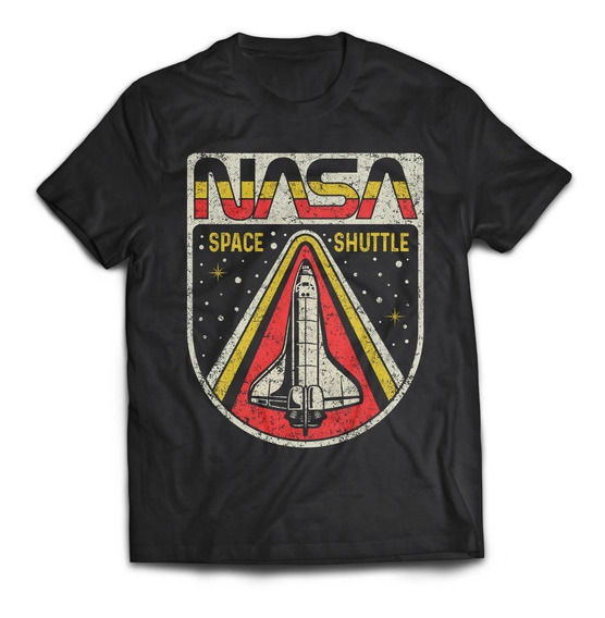Camiseta Nasa Shuttle Rock Activity
