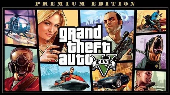 Gta 5 Premium Edition, Mídia Digital