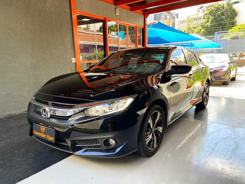 Imagem 1 de 8 de Honda Civic Sedan Ex 2.0 Flex 16v Aut 4p