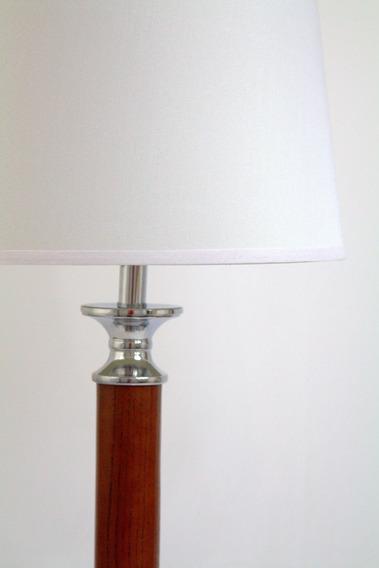 Abajur Cabeceira Criado Mudo Cama Quarto Luminária Grande