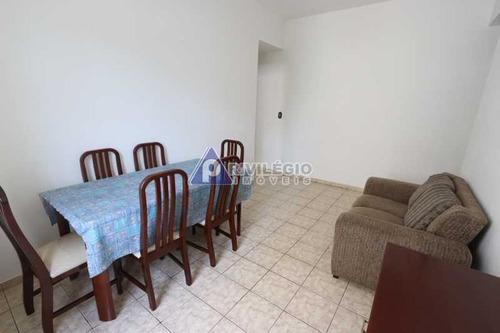 Apartamento À Venda, 2 Quartos, 1 Vaga, Flamengo - Rio De Janeiro/rj - 16868
