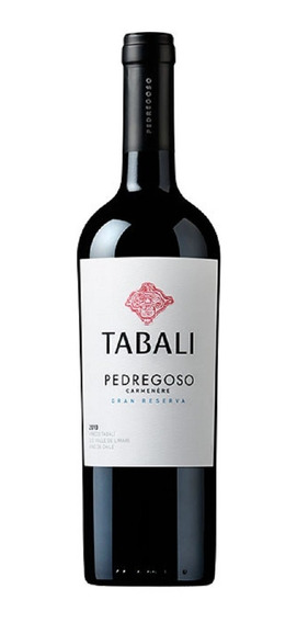 Vino Tabali Pedregoso, Carmenere