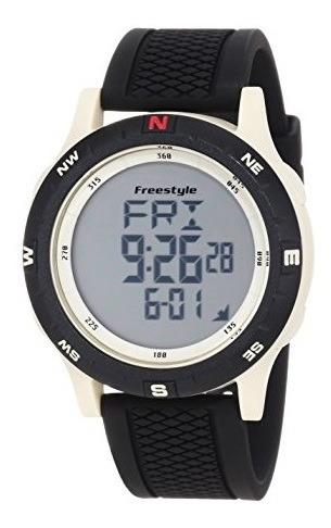 Relógio Freestyle Navigator 3.0 Watch Black 101158