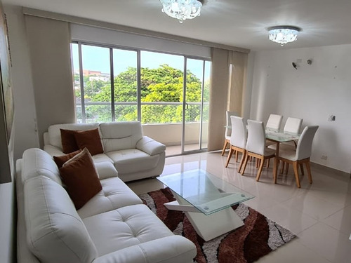Imagen 1 de 9 de Apartamento En Venta Barranquilla Ciudad Jardín