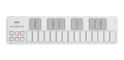 Imagen 1 de 6 de Controlador Midi Korg, 25-key (nanokey2wh).