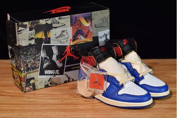 *leia A Descrição* Tenis Nike Air Jordan 1 Original Promoção