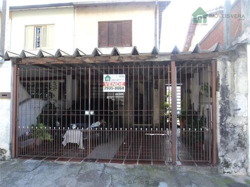 Imagem 1 de 21 de Sobrado  Residencial À Venda, Jardim Taboão, São Paulo. - So0043