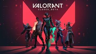 Las - Valorant Beta Account + Email | Full Access