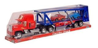 Cars Camion Contenedor Mack A Friccion Ditoys 1157 Distrito