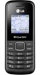 Celular Dual Chip Lg B220 Desbloqueado 32mb 2g Rádio Fm - Pr