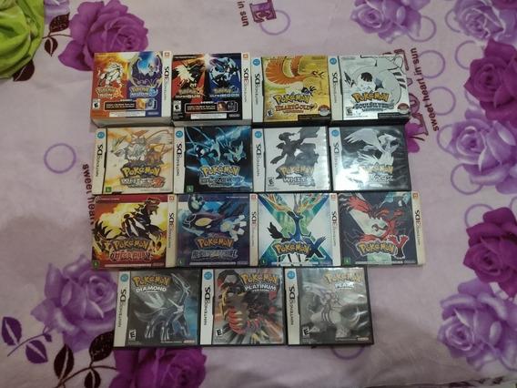 Pokémon Nintendo 3ds Coleção
