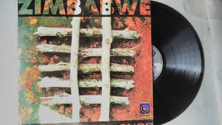 Vinyl Disco Lp Acetato Zimbabwe Cuestion De Honor Reggue