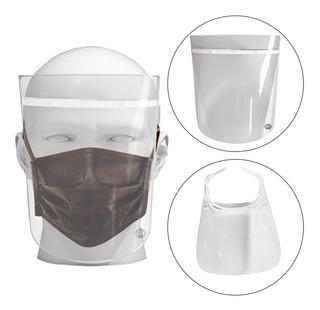 Careta De Protección Facial Autoajustable Resistente Cómodo
