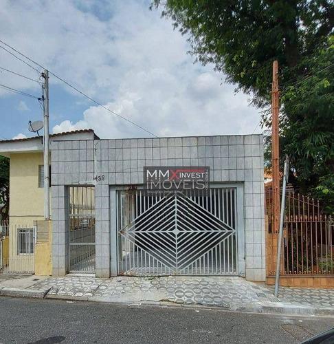 Imagem 1 de 21 de Casa Com 2 Dormitórios À Venda Por R$ 371.000,00 - Vila Guaca - São Paulo/sp - Ca0346