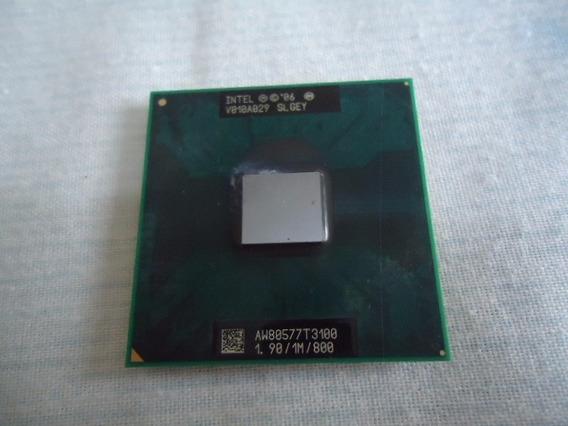Processador (430) Intel Celeron Dual Core T3100 Slgey, 1,90/