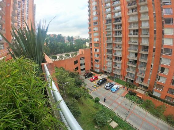 Arriendo Apartamento En Chapinero Alto Mls 20-380 Fr