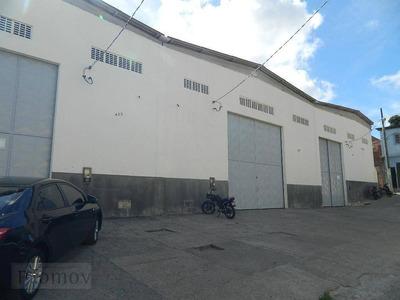 Galpão Comercial Para Locação, Próx A Av Maranhão - Ga0002