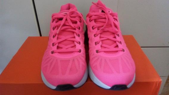 Tênis Nike Wmns Lunarglide 6 (produto Original) Rosa