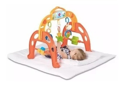 Calesita Baby Gim Gimnasio Para Bebés + 3 Meses