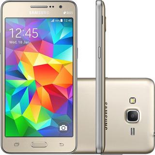 Celular Samsung Grand Prime 8gb Camera 8mp Dual Chip + 16gb