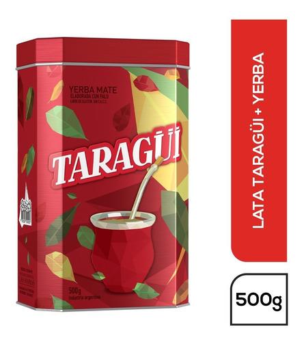 Imagen 1 de 1 de Lata Taragüi + Yerba 500g