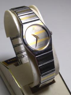 Reloj De Mujer Baume & Mercier Avant Garde 1830 Quartz
