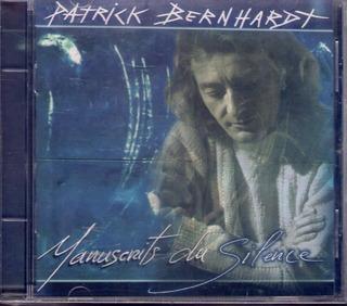 Patrick Bernhardt - Manuscrits Da Silence- Cd