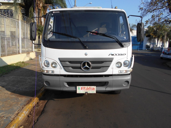Mercedes Benz Accelo 1016 2013 61.550km Ref 33