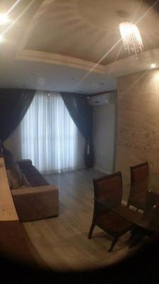 Apartamento Mobiliado Em Barreiros - Codigo: Ap3376 - Ap3376
