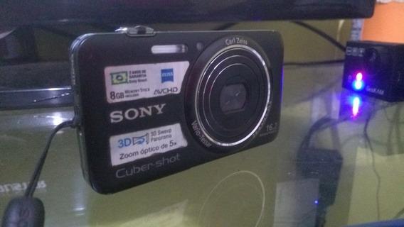 Câmera Sony Cuber_shot