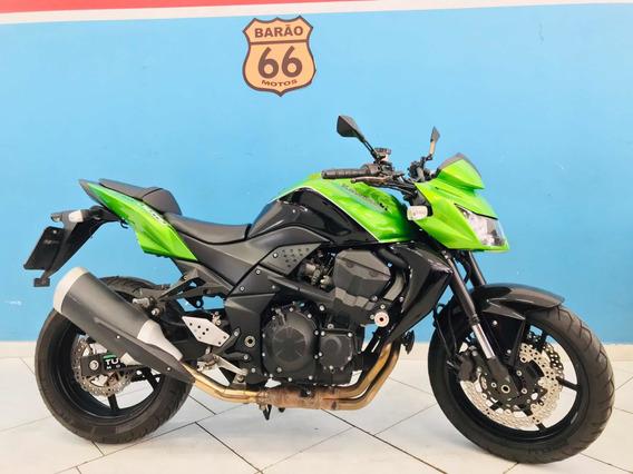 Kawasaki Z 750 2012