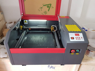 Maquina Laser Co2 40x40cm