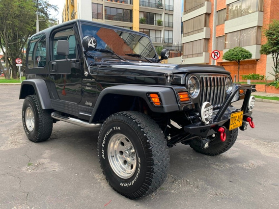 Jeep Wrangler - Suspen Rancho, Bumpers Warn, Trailer Y Otros