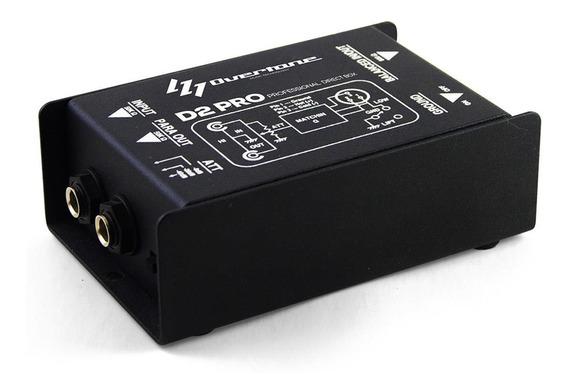Direct Box Overtone D2 Pro Passivo D2-pro