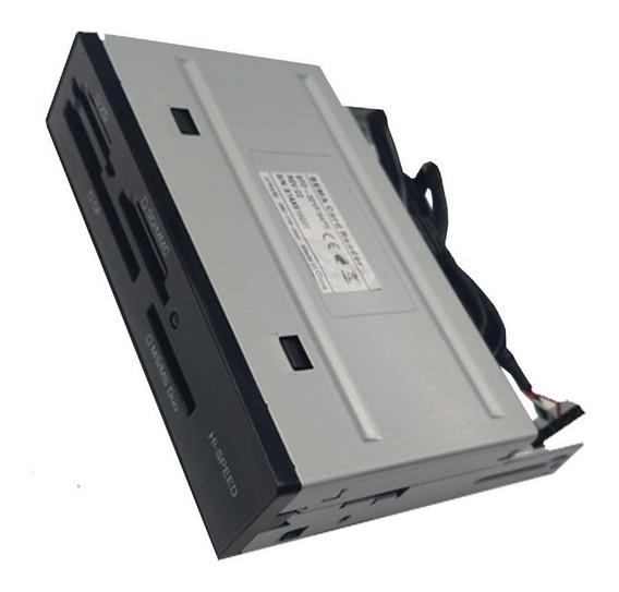 Leitor Cartão Memória Cf Sd Micro Sdhc Sim Samsung