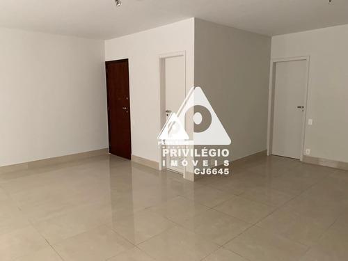 Apartamento Para Aluguel, 4 Quartos, 1 Suíte, 3 Vagas, Leblon - Rio De Janeiro/rj - 2269