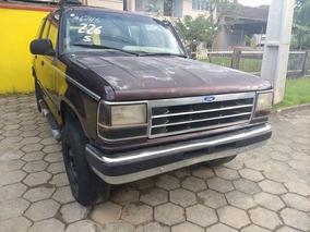 Sucata De Ford Explorer 4x4 V6 4.0 Gas Para Venda De Peças