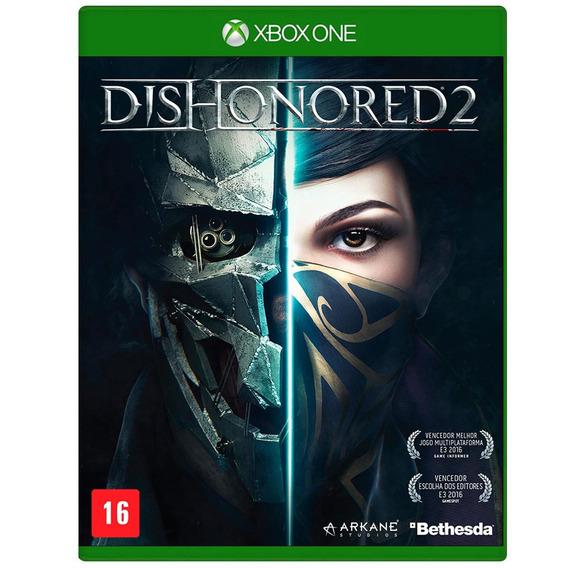 Jogo Dishonored 2 Para Xbox One (xone) - Bethesda